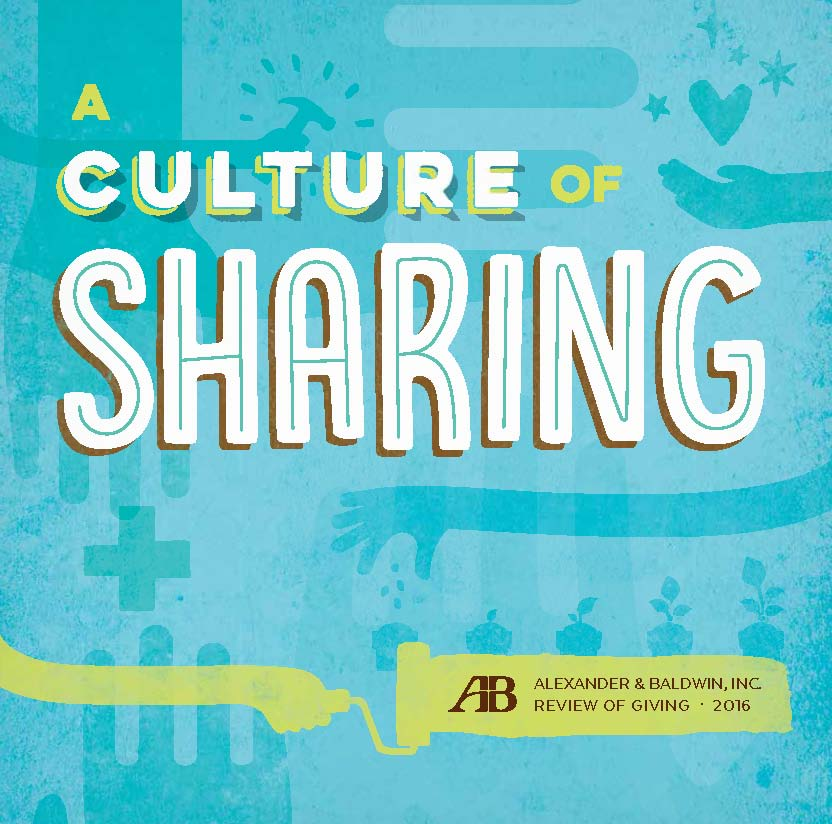2016 Review of Giving: A Culture of Sharing