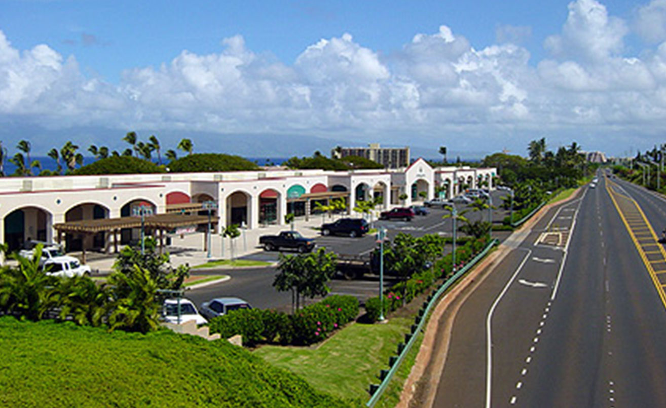 Fairway Shops at Kaanapali