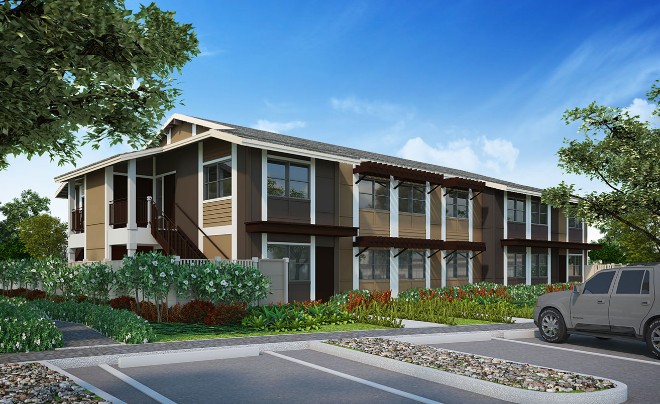 Kamalani | Affordable housing Maui