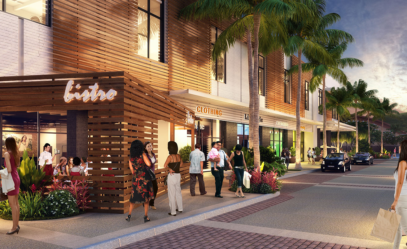 Lau Hala in Kailua | Commercial Space for Lease