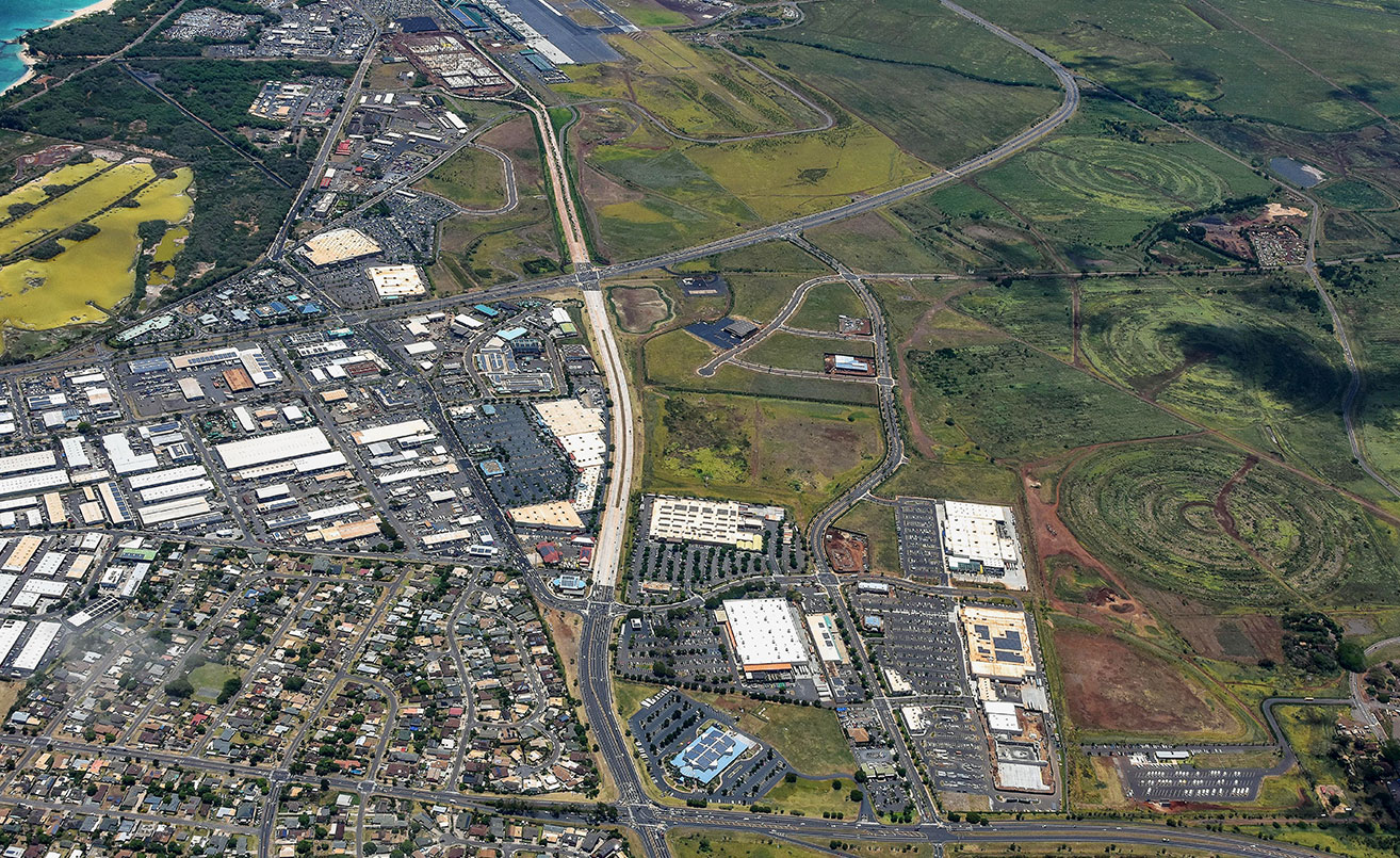 Maui Business Park | Commercial real estate for rent